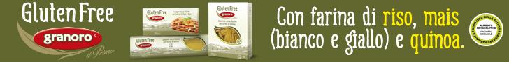 Pasta Granoro Glutenfree