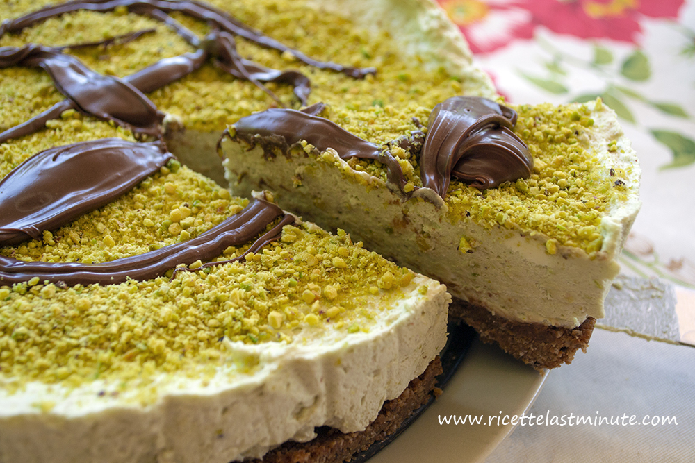 Pistachio cheesecake recipe