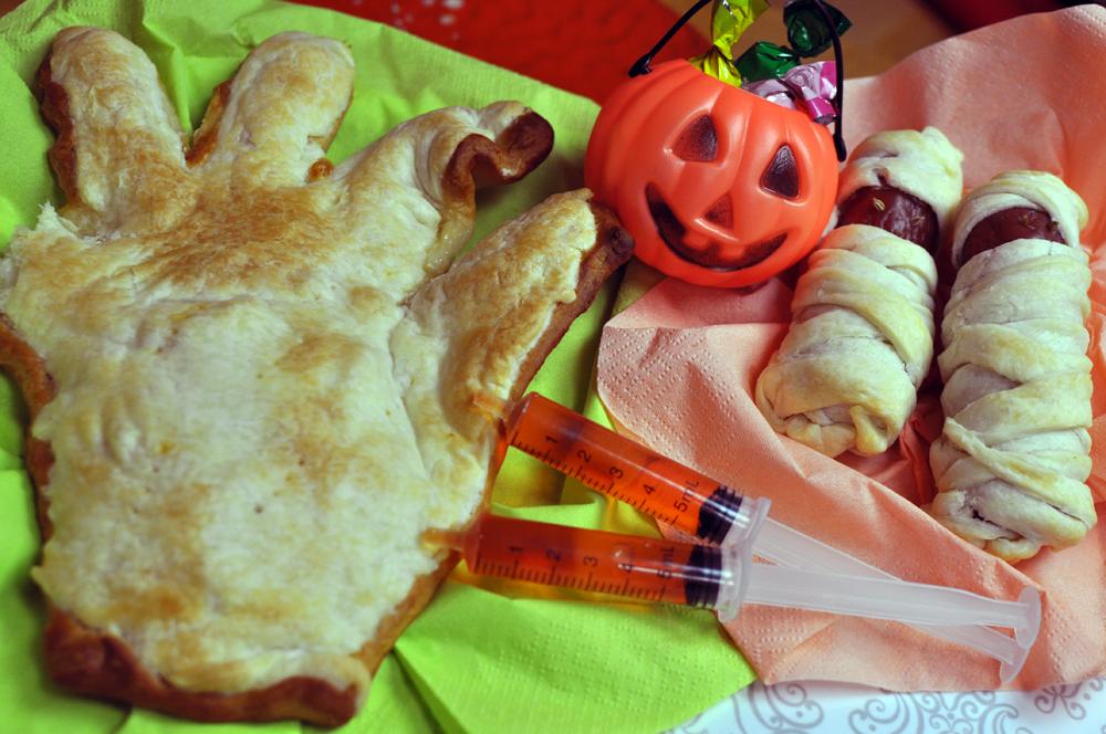 Feste e cene ricette last minute - Idee menu halloween ...