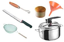 utensili per la cucina