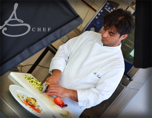 Angelo Scuderi Chef