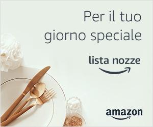 Amazon Lista Nozze