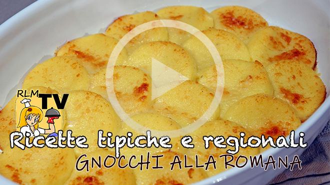Gnocchi alla Romana tutorial video