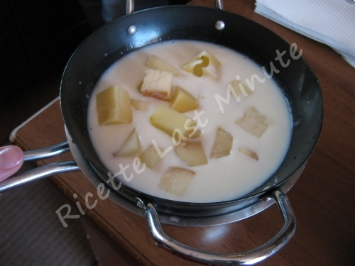 Crema ai 4 formaggi
