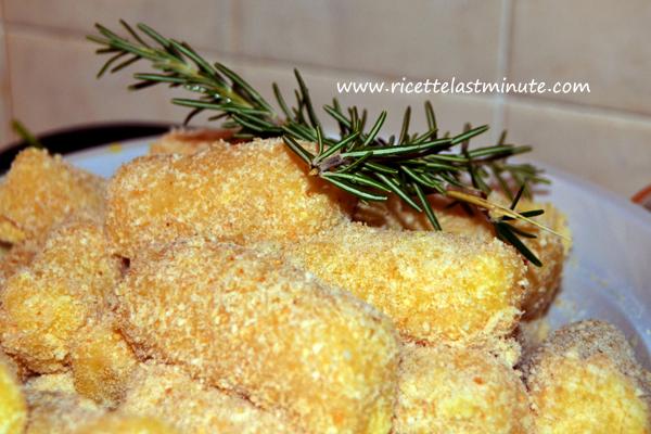 Crocchette di patate fatte in casa