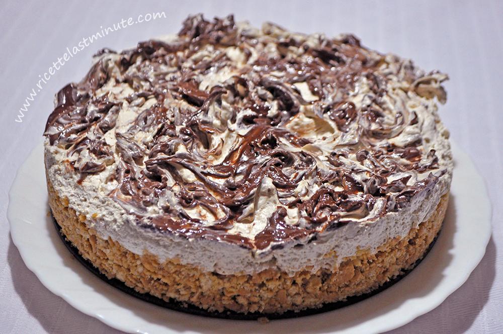 Cheesecake con yogurt di soia