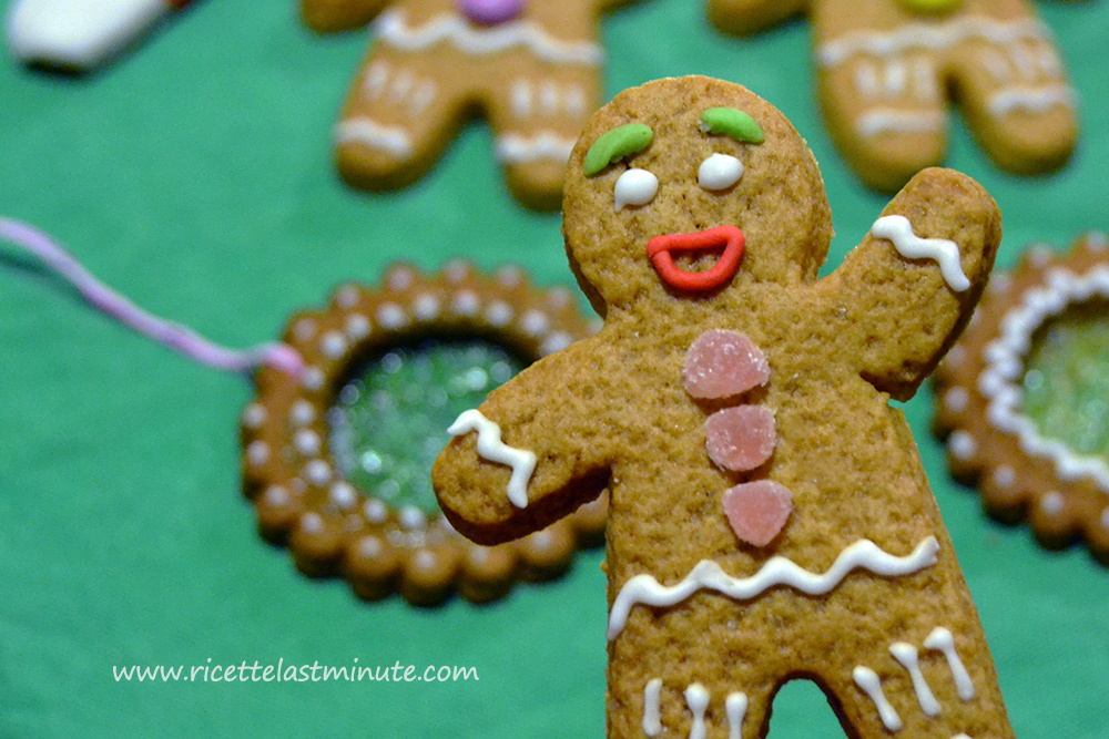 Come creare Zenzy! (omino pan di zenzero - gingerbread)