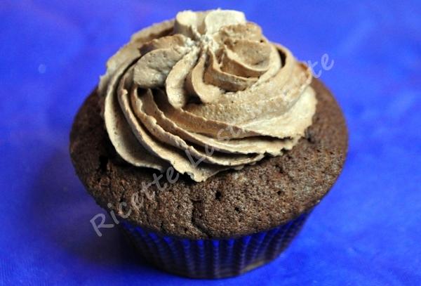 Muffin al cioccolato con cannella