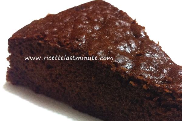 Ricetta Di Un Dolce Senza Uova.Torta Al Cioccolato Senza Uova