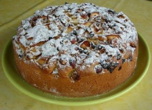 Ricetta torta di mele con foto