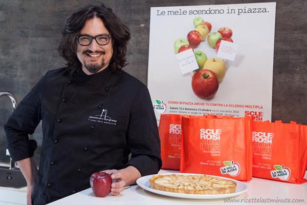 Torta Di Mele Di Alessandro Borghese Ricette Last Minute