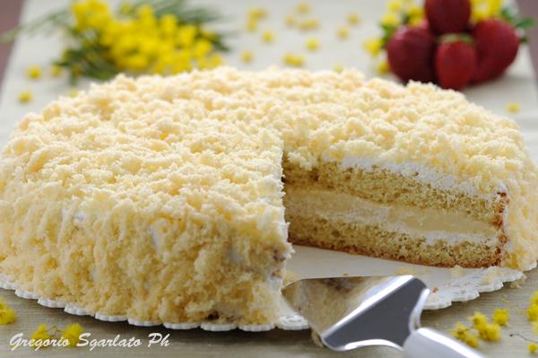 best loved b772e 7c469 Torta mimosa