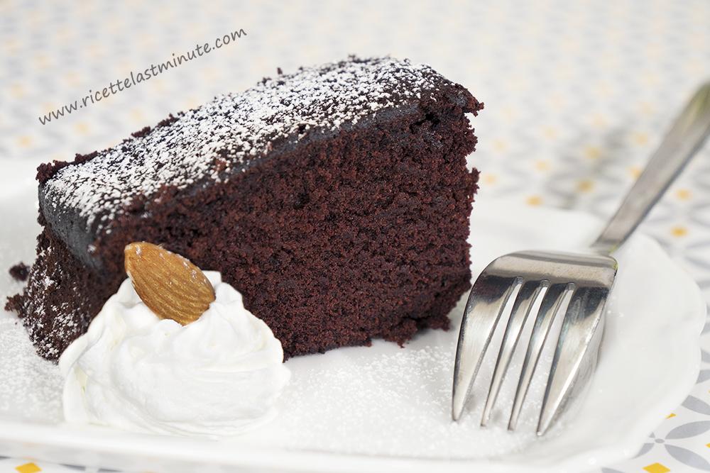 Torta Senza Uova Al Cioccolato.Torta Umida Al Cacao Senza Latte Burro E Uova Ricette