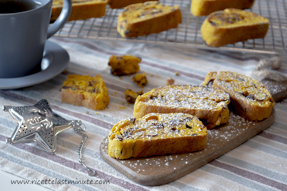 Zuccarelle: biscotti alla zucca senza burro