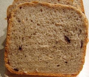 Pane olive e rosmarino con mdp
