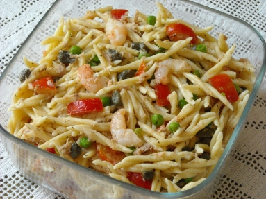 Ricetta pasta alla marinara
