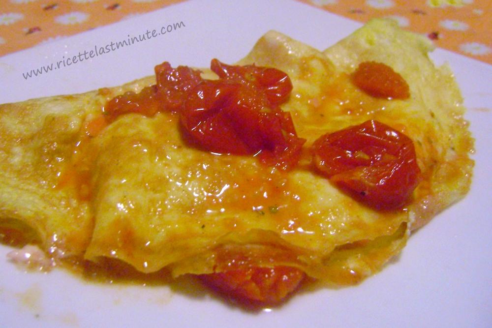 Ricetta Omelette Salmone.Omelette Al Salmone Ricette Last Minute