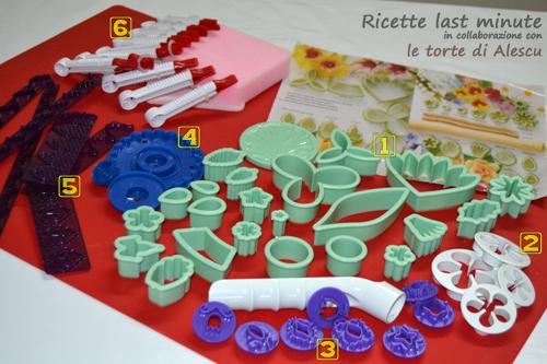 Strumenti Cake Design Milano : Ricette Last Minute - strumenti-per-la-lavorazione-della-pdz